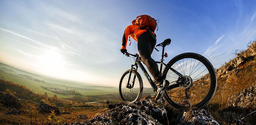Cykelskor: storlek och form