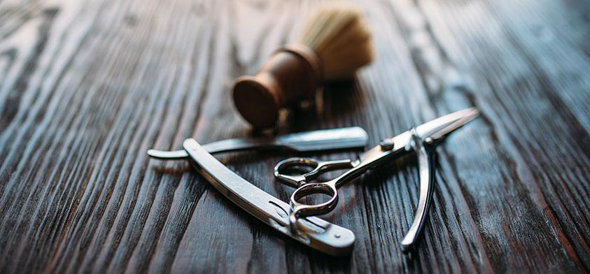 Så rakar du dig med rakkniv
